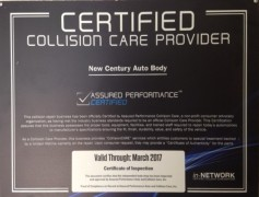 Certified Collission Care Provider