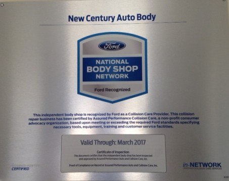 Ntnl Body Shop Network